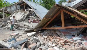 ۳۵ کشته در پی وقوع زلزله در اندونزی
