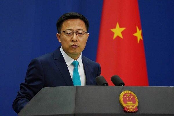 تحریمهای آمریکا علیه پکن تداوم تلاش برای تسلط واشنگتن برجهان است