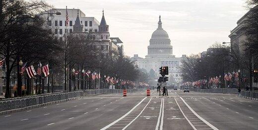 واشنگتن برای جنگ آماده میشود!/عکس
