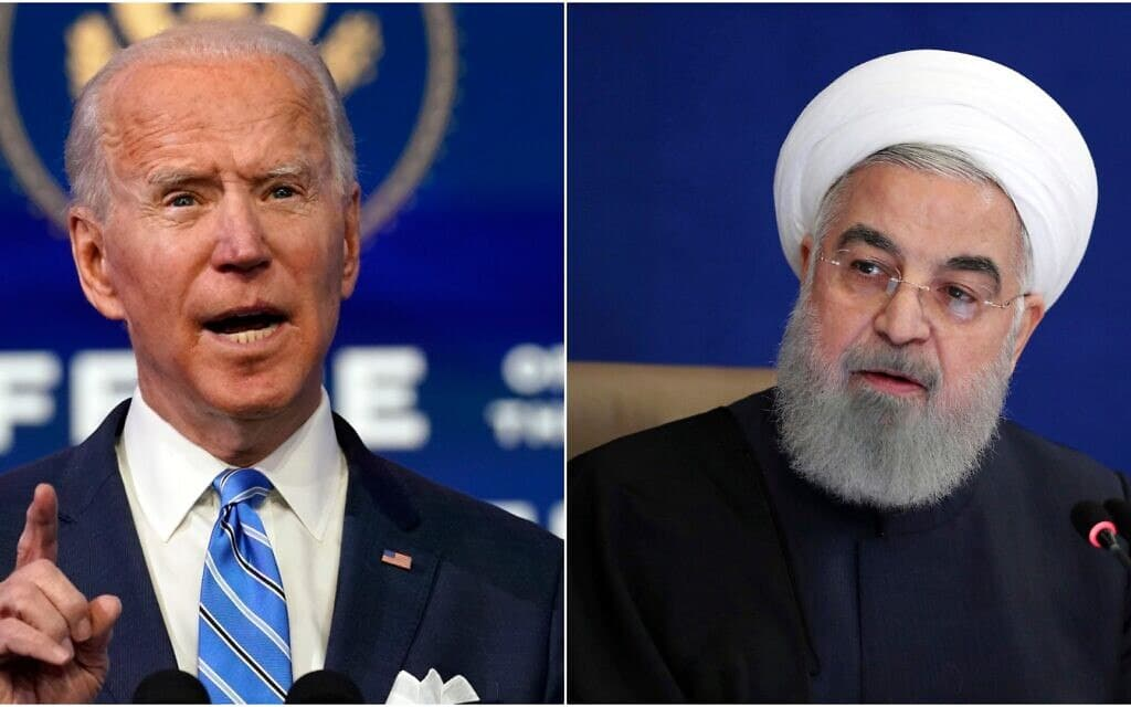 تیم بایدن مذاکرات هستهای با ایران را آغاز کرد  اسرائیل نگران شد