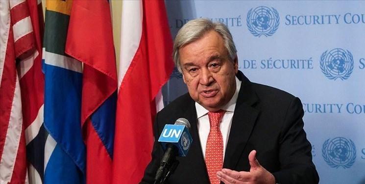 ّگوترش: ایران بیش از ۱۶ میلیون دلار به سازمان ملل بدهکار است