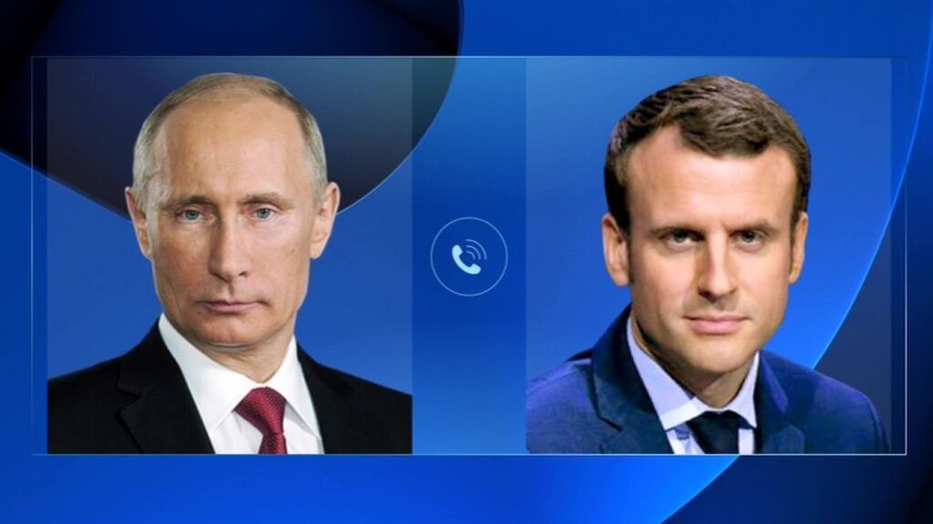 تاکید پوتین و مکرون بر حفظ برجام