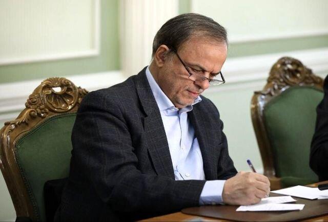 نامه وزیر صمت به رئیسجمهور و انتقاد از بانک مرکزی