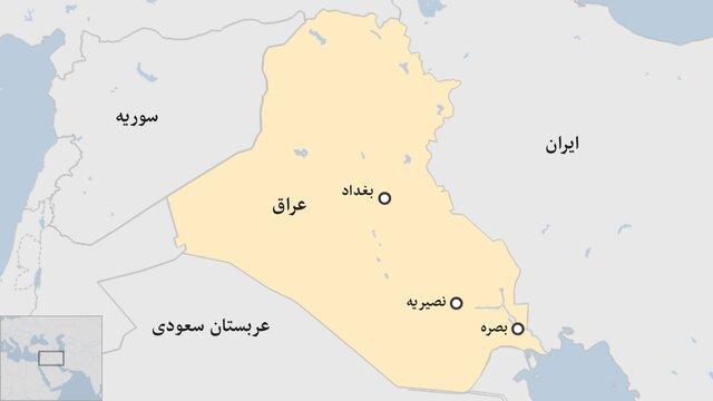 حمله آمریکا به مناطقی در استان بابل عراق