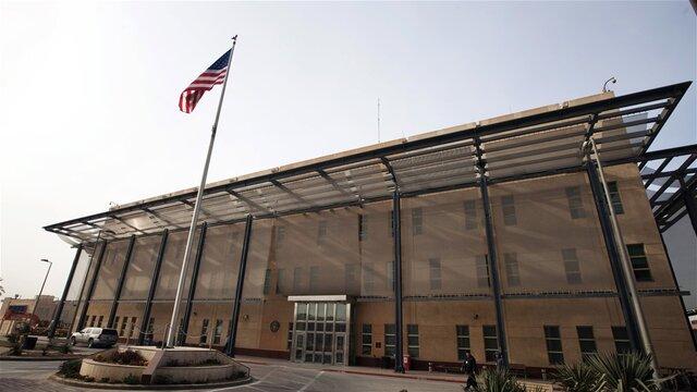 واکنش سفارت آمریکا در بغداد درباره خبر تعطیلی آن