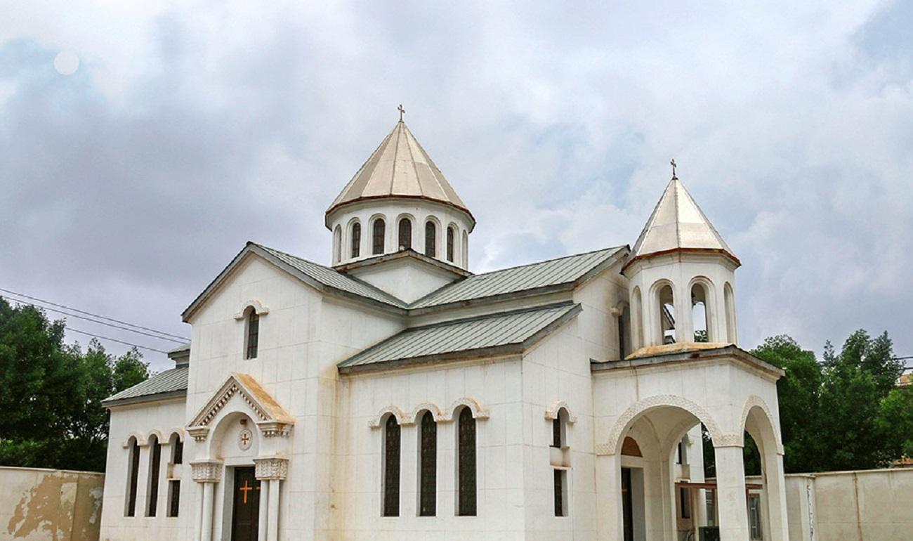 تصاویر| کلیسای سورت گاراپت در آبادان