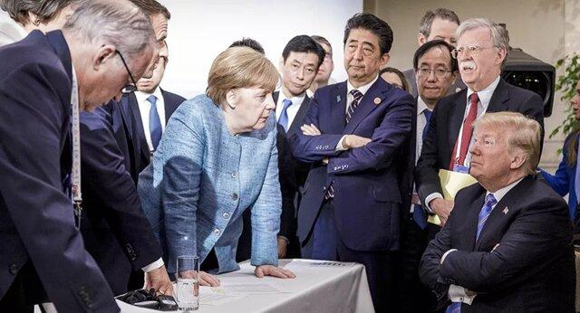 نیم نگاهی به چهار سال سیاست خارجی ترامپ