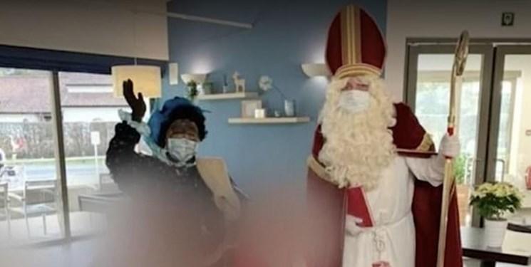 بابانوئلِ کرونایی، ۱۸ سالمند را به کام مرگ برد