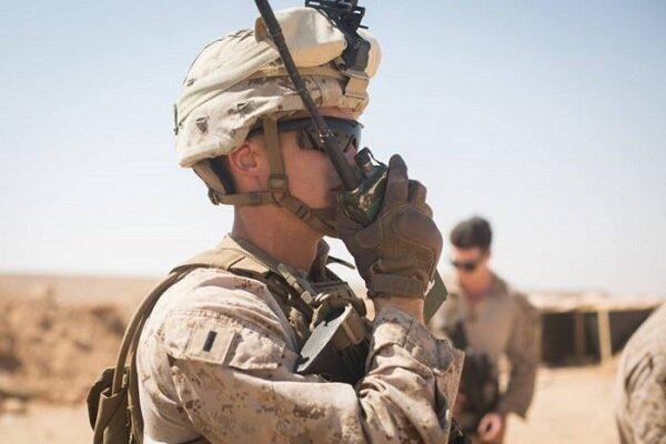 هدف قرار گرفتن کاروان لجستیک آمریکا در عراق