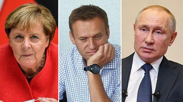ممنوعیت ورود کادر امنیتی آلمان به روسیه