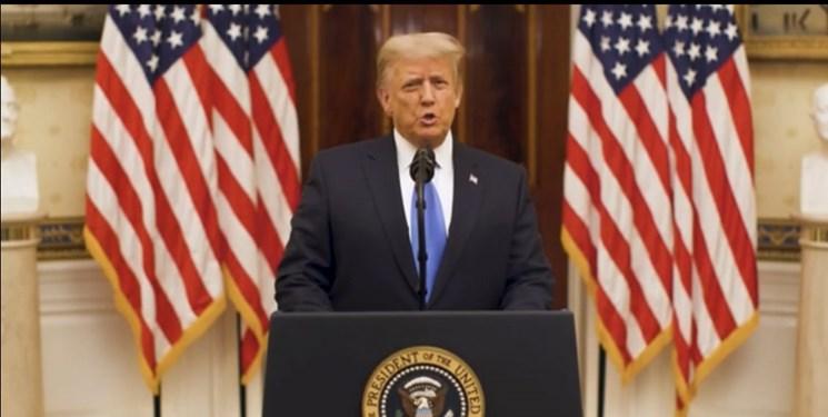 نطق پایانی ترامپ: تنها رئیسجمهوری هستم که جنگ جدیدی آغاز نکرد/ترور سلیمانی دستاورد دولتم بود/ برای موفقیت بایدن دعا کنید!