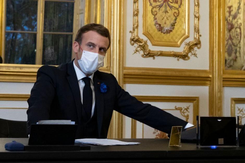 استقبال مکرون از بازگشت آمریکا به توافق پاریس