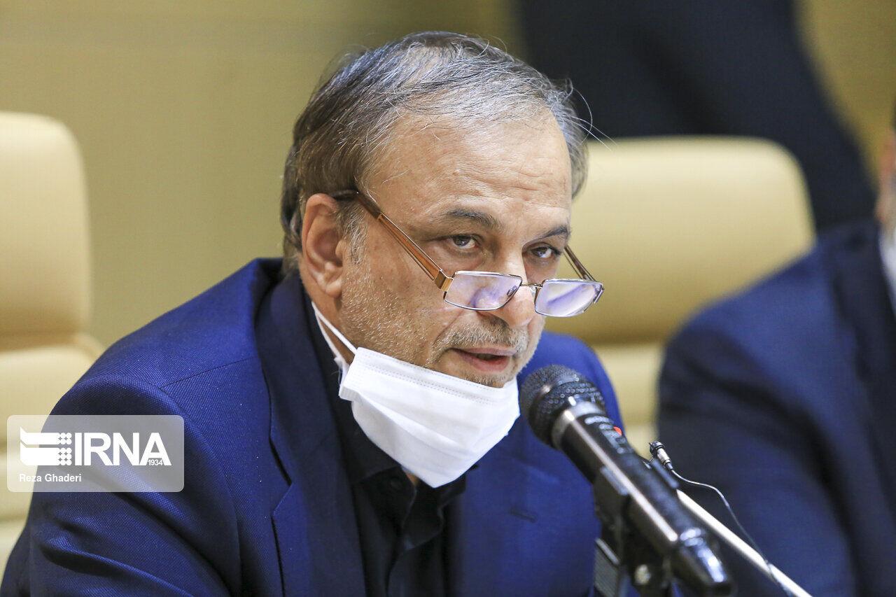 رزم حسینی: دولت برای تحقق تاکید رهبری درباره موضوع انتقال آب راسخ است