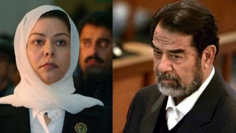 حمله تند دختر صدام به ایران