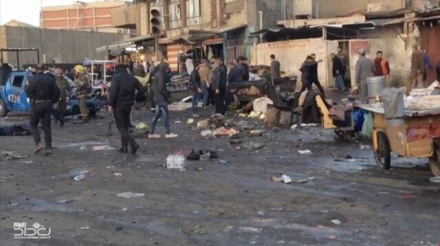 افزایش قربانیان عملیات انتحاری در بغداد/ ۳۰ کشته و بیش از ۸۰ زخمی