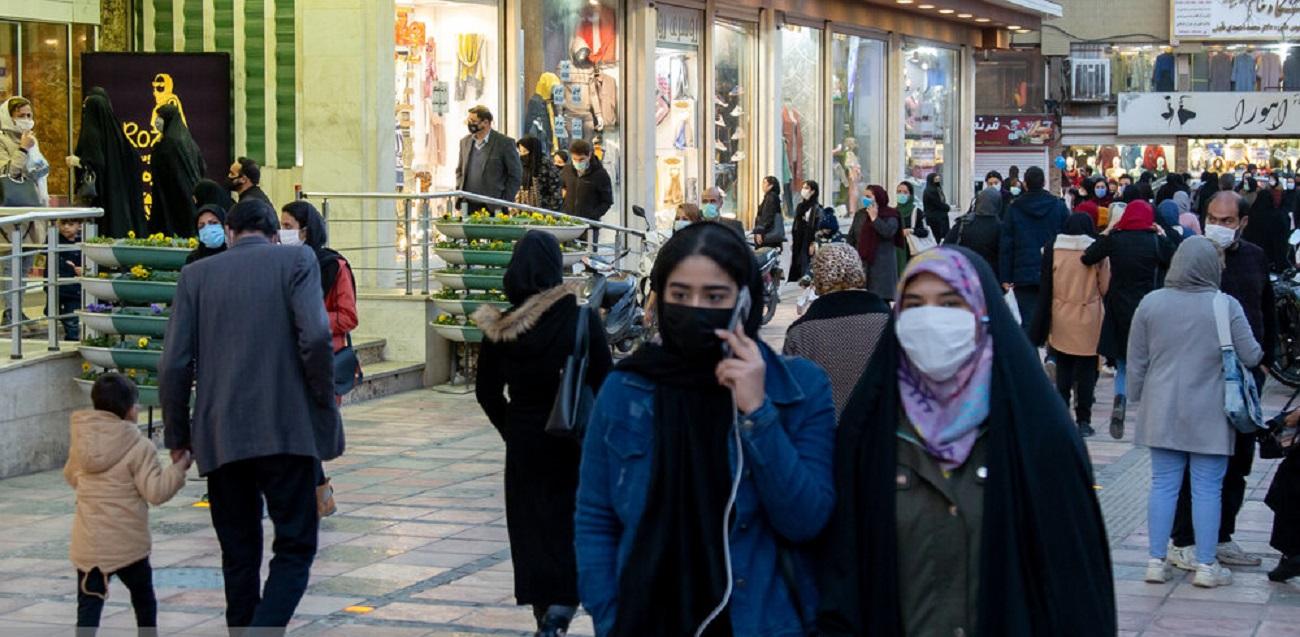 تصاویر| مرکز شلوغ شهر اراک