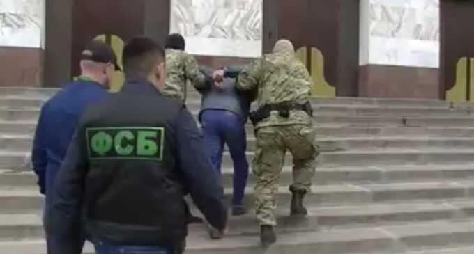 پیشگیری از یک حمله تروریستی در روسیه