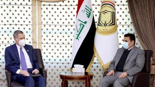 سفیر آمریکا: خواستار حل دیپلماتیک اختلافات با ایران هستیم