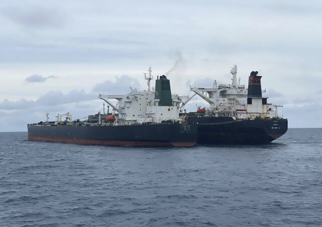آخرین وضعیت نفتکش ایرانی توقیف شده در اندونزی