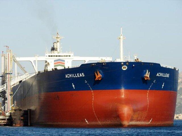 آمریکا به دنبال توقیف دو میلیون بشکه نفت ایران