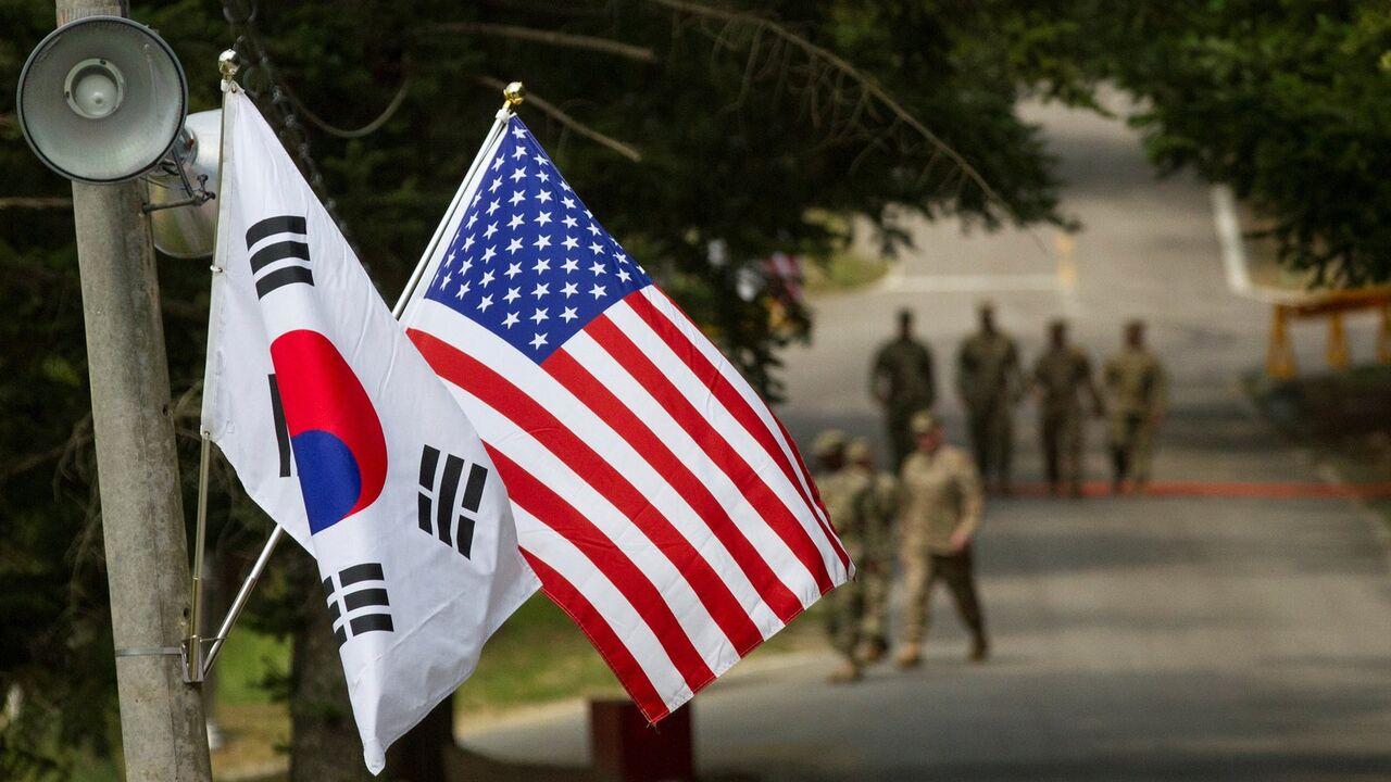 تصمیم آمریکا و کره جنوبی برای حل مساله هستهای کره شمالی
