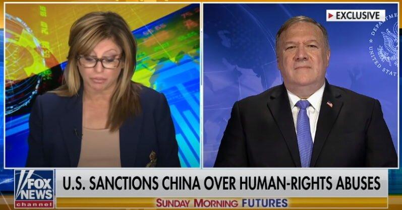توصیه پمپئو به بایدن: فشارها بر ایران را زیاد کن!