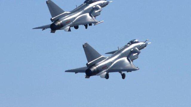 چین: پروازهای نظامی، هشداری علیه دخالت در تایوان هستند