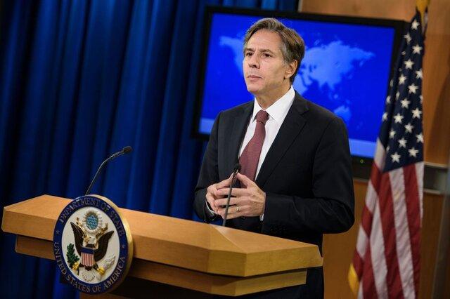 بلینکن: بایدن خواهان بازگرداندن ایران به پیروی از برجام است