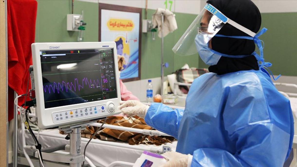 ادامه روند صعودی کرونا در ایران؛ ۲۱۰۲ بیمار جدید| بیش از ۱۱۶ هزار مبتلا و حدود ۷ هزار فوتی تاکنون