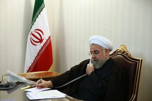 واکنش روحانی به سقوط هواپیمای مسافربری پاکستان
