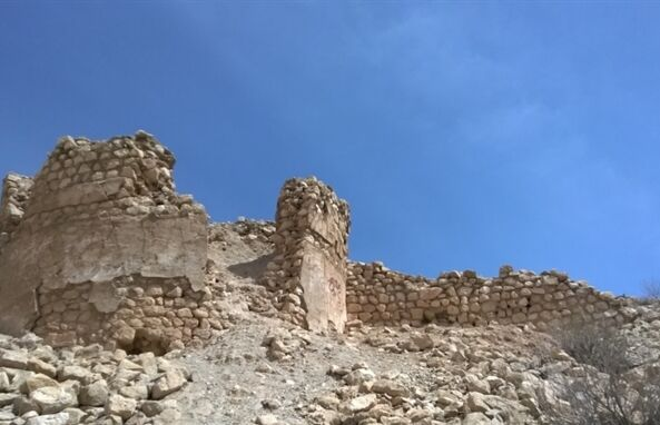 خسارت زلزلههای پی در پی جنوب فارس به آثار تاریخی
