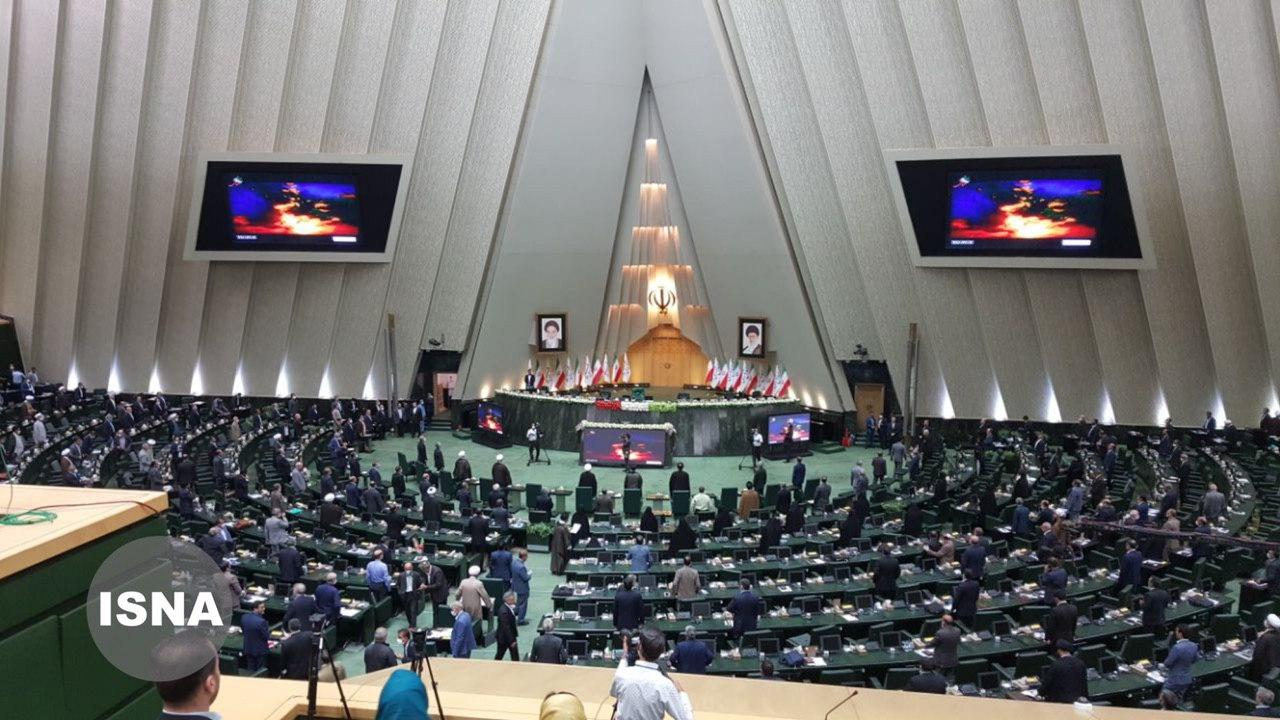 فیلم و عکس| مجلس یازدهم افتتاح شد