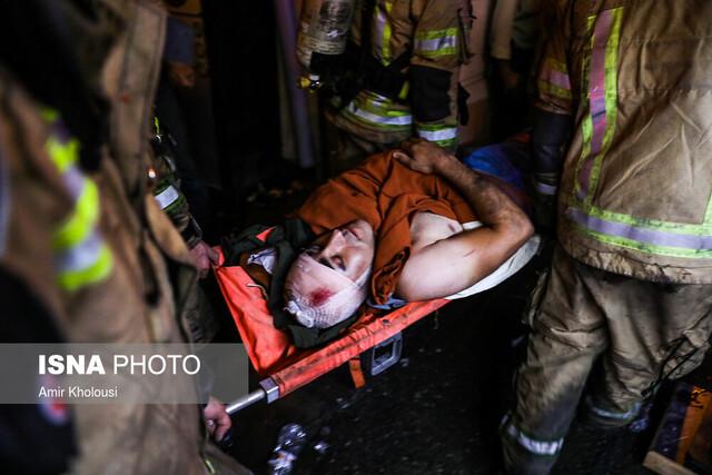 آخرین اخبار آتشسوزی مرگبار در شمال تهران؛ ١٨ نفر فوت شدند
