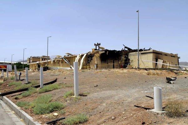 آتشسوزی در تأسیسات نظنز نتیجه یک عملیات خرابکارانه بوده است؟