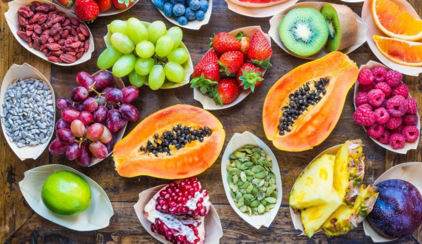 این ۱۲ ماده غذایی ضد پیری هستند