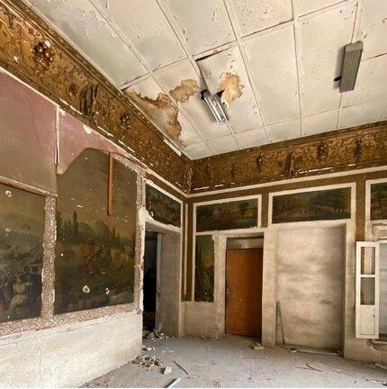 تصاویر| متروکه شدن خانه «پدر خلیج فارس»