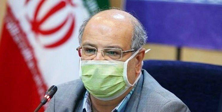 کرونا در کدام مناطق تهران بیشتر است؟