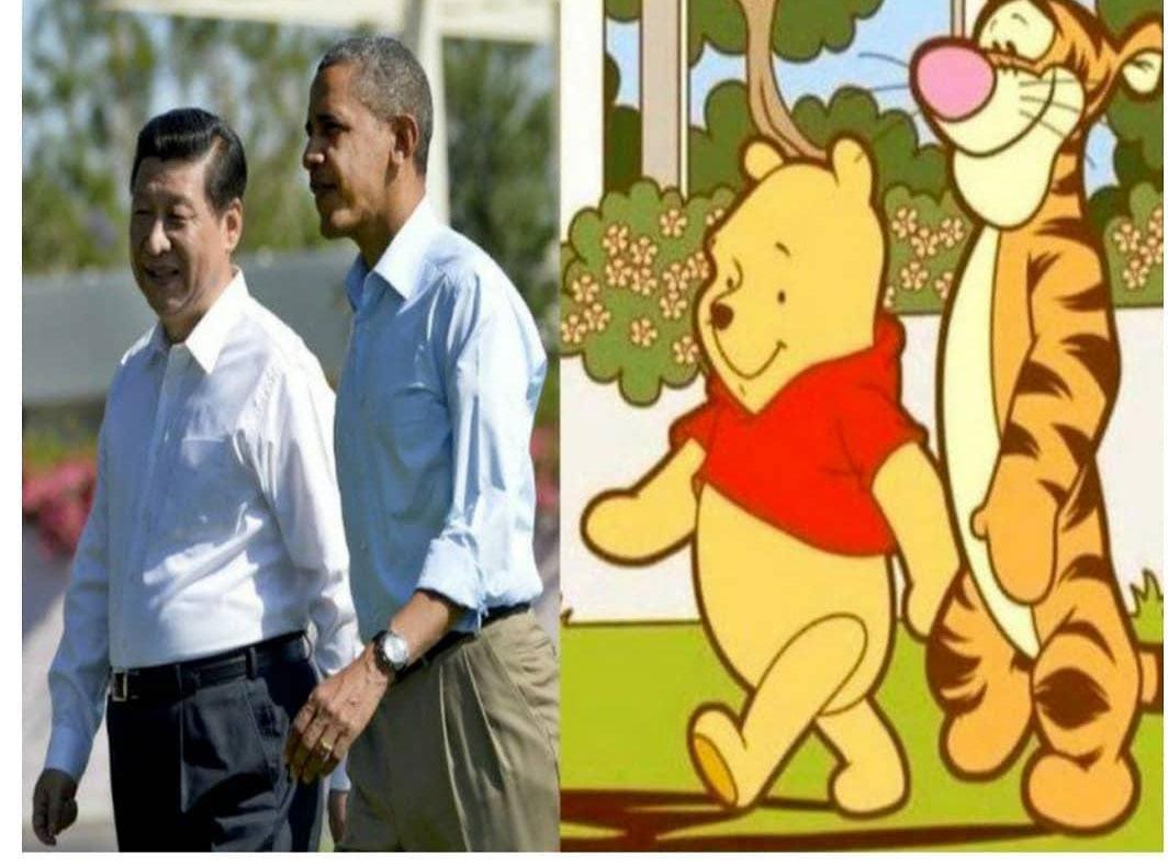 تصاویر  جنجال سگ وزیر خارجه آمریکا در چین