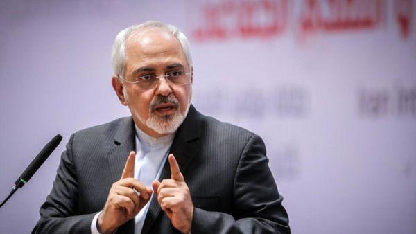 روایت ظریف از گاف پامپئو در یک توئیت ضد ایرانی
