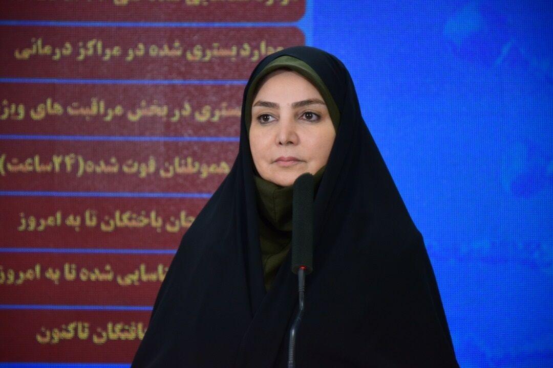 آمار کرونا در ایران، ۷ تیر ۹۹/ شناسایی ۲۴۵۶ بیمار و ۱۲۵ فوتی جدید