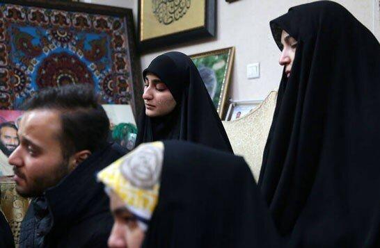 عکس | ازدواج دختر سردار سلیمانی با فرزند مقام ارشد حزبالله لبنان