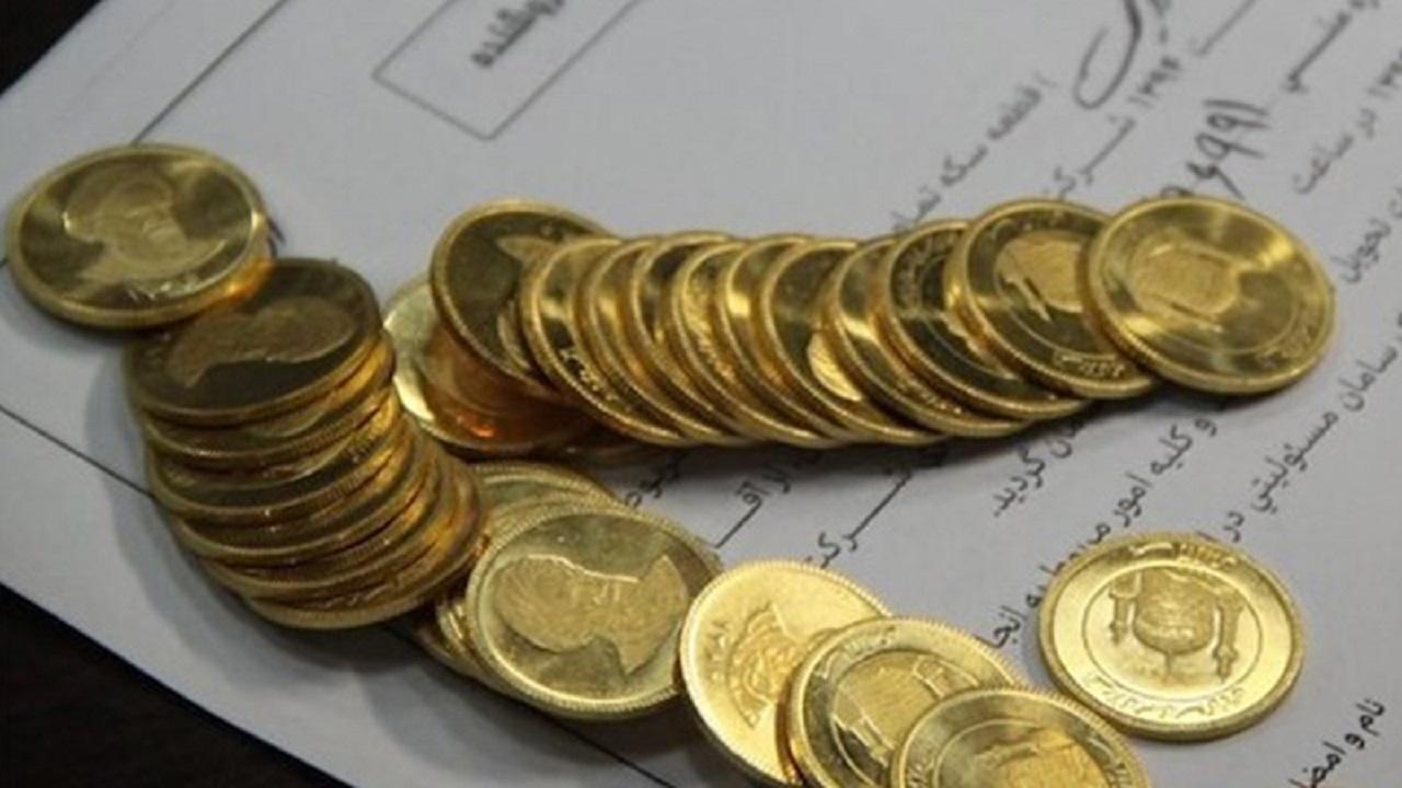 سکه به ۸ میلیون و ۸۳۰ هزار تومان شد