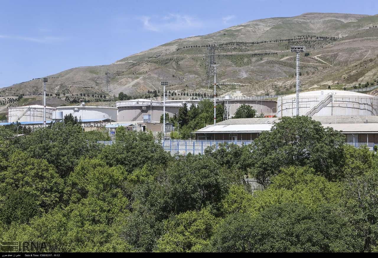 فاجعهای دهشتناکتر از بیروت در کمین تهران| انبار نفت شهران؛ یک بمب هیدروژنی+عکس