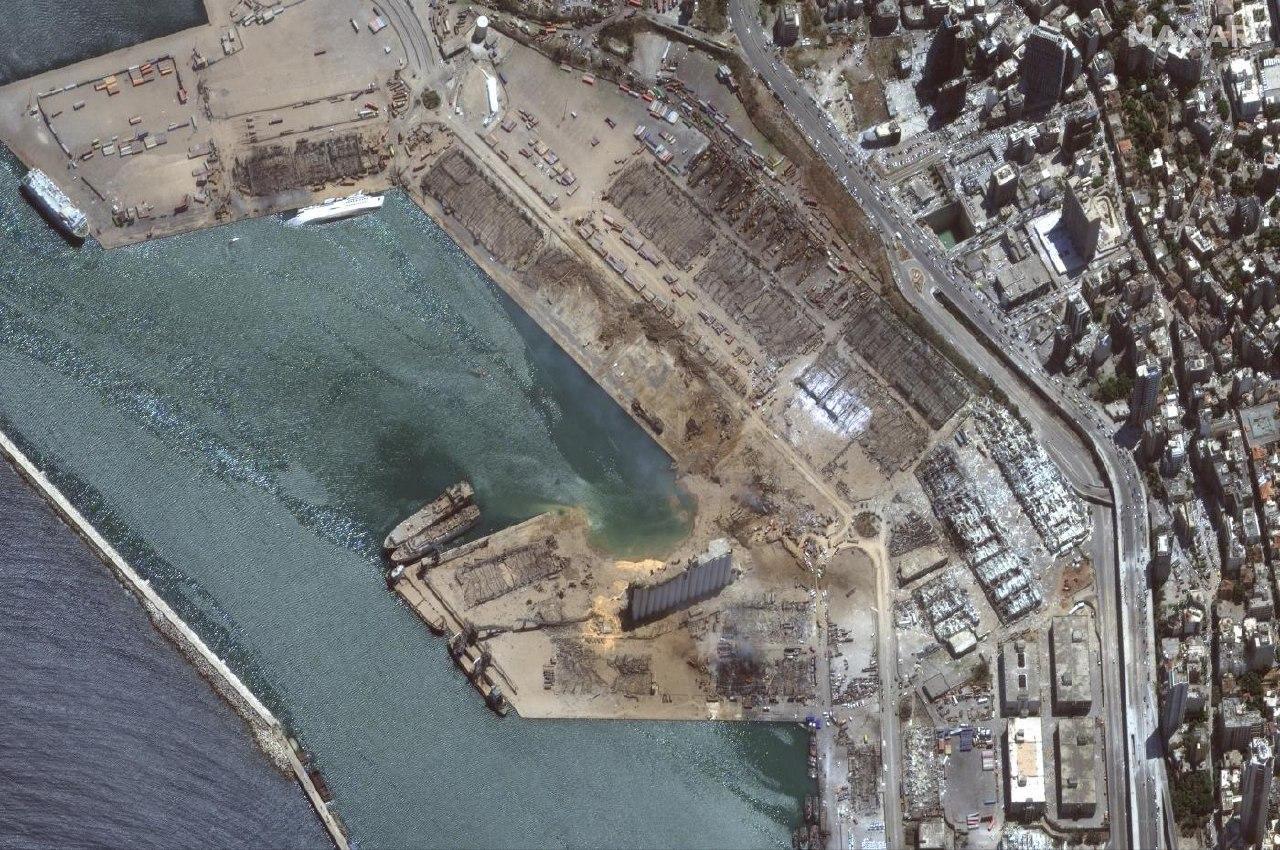 ۵ تئوری توطئه درباره انفجار مهیب بیروت