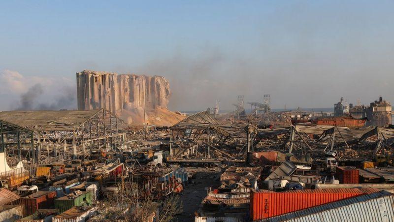 ۵ تئوری توطئه درباره انفجار مرگبار بیروت