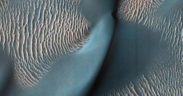 تصاویر دیدنی از زمین، ماه و مریخ