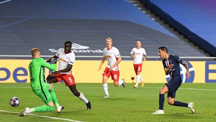 پاریسنژرمن برای نخستین بار فینالیست لیگ قهرمانان شد