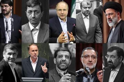 حرکت یک مینیبوس اصولگرا برای ریاستجمهوری ۱۴۰۰؛ ۸ نامزد رییسجمهوری آینده چه کسانی هستند؟