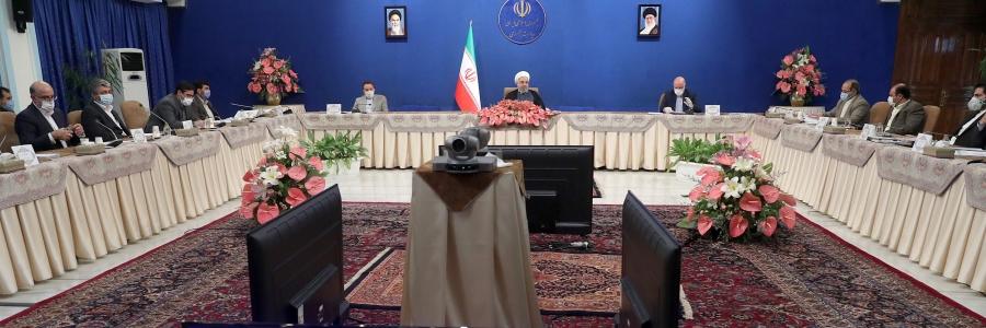 روحانی: بیش از ۲۳ درخواست ملاقات از سوی آمریکا دریافت کردم| ابایی از مذاکره نداریم