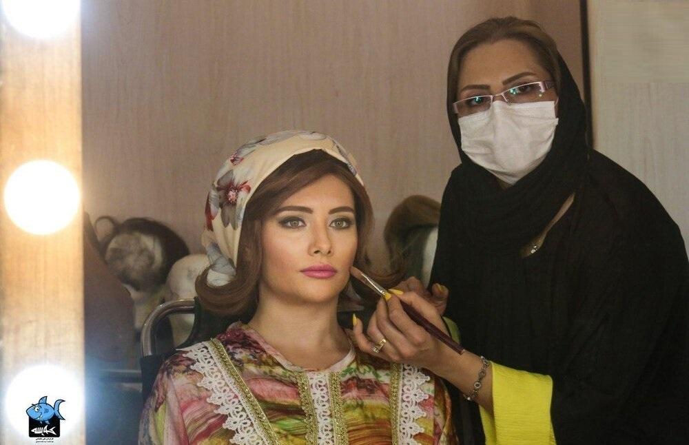 عکس| حضور بازیگر زن تُرک در یک فیلم ایرانی